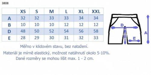 velikostní tabulka Adi